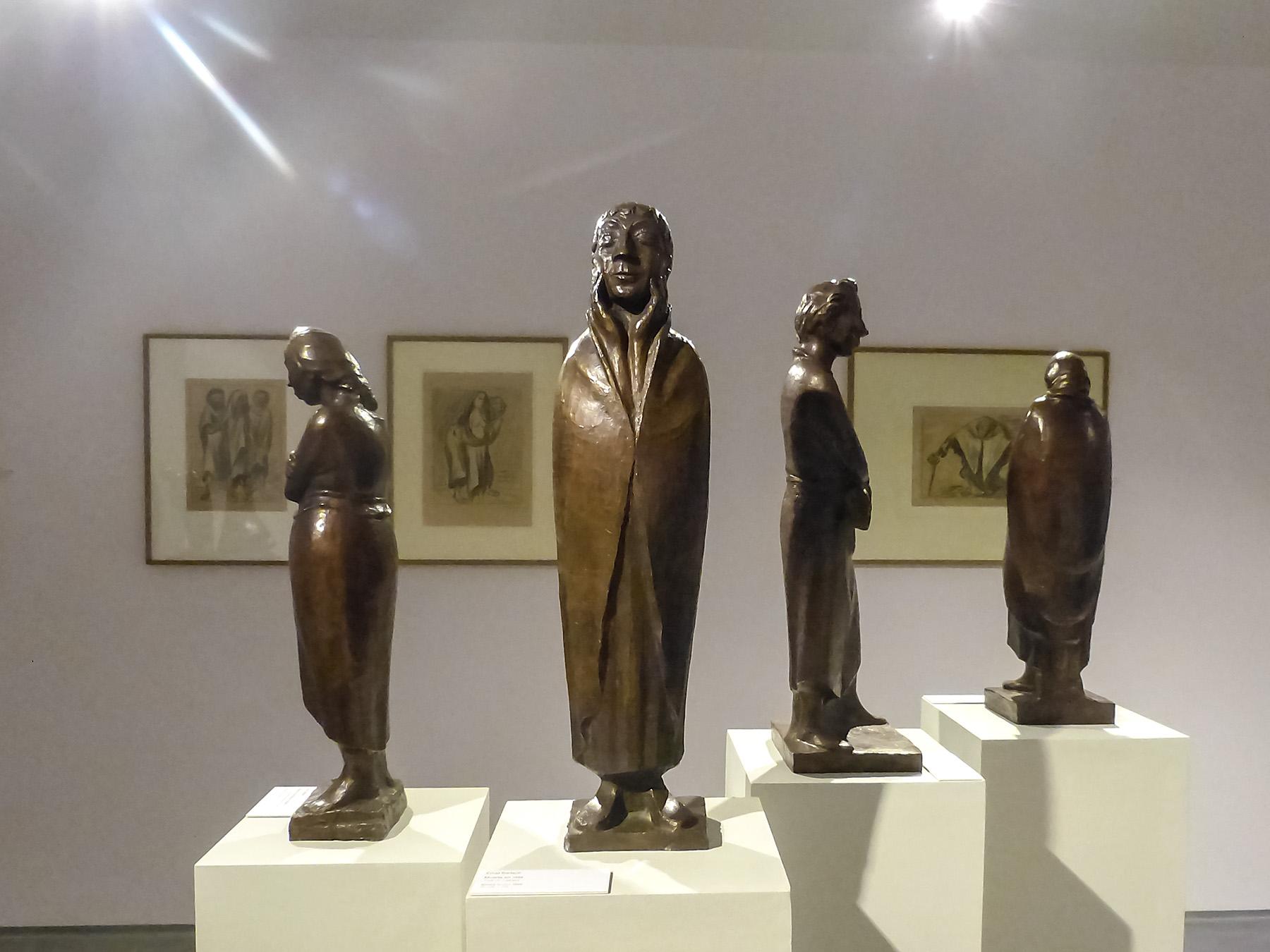 Exposición Ernst Barlach