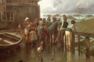 Detalle El naufragio