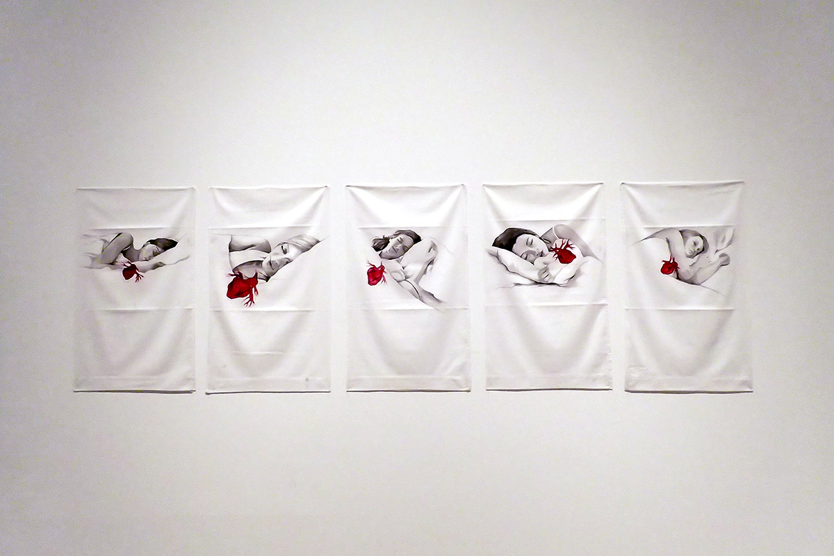 """Conciencia desvelada (Adriana Torres, 2012)"